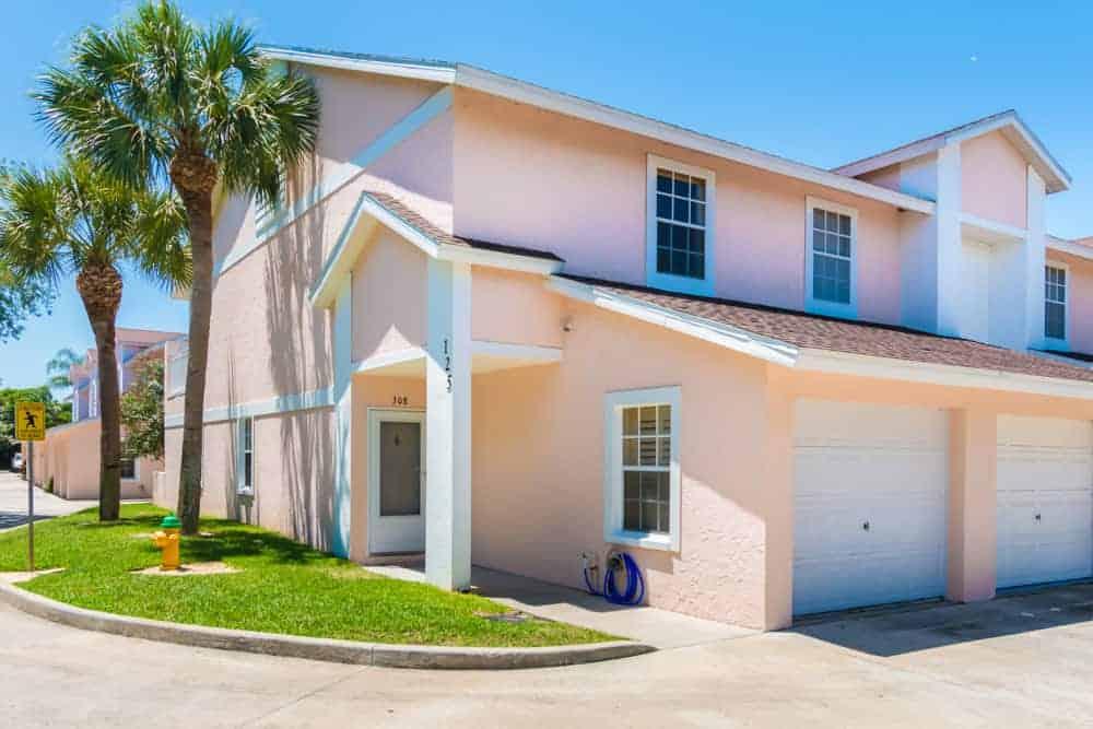 SOLD – Town Homes of Cocoa Beach – 125 Escambia Lane #308 Cocoa Beach, FL 32931 – $154,000