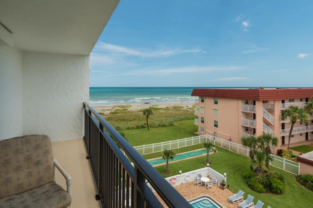 SOLD – Beach Winds Condo – 650 N. Atlantic Avenue #501 Cocoa Beach, FL 32931 – $280,000