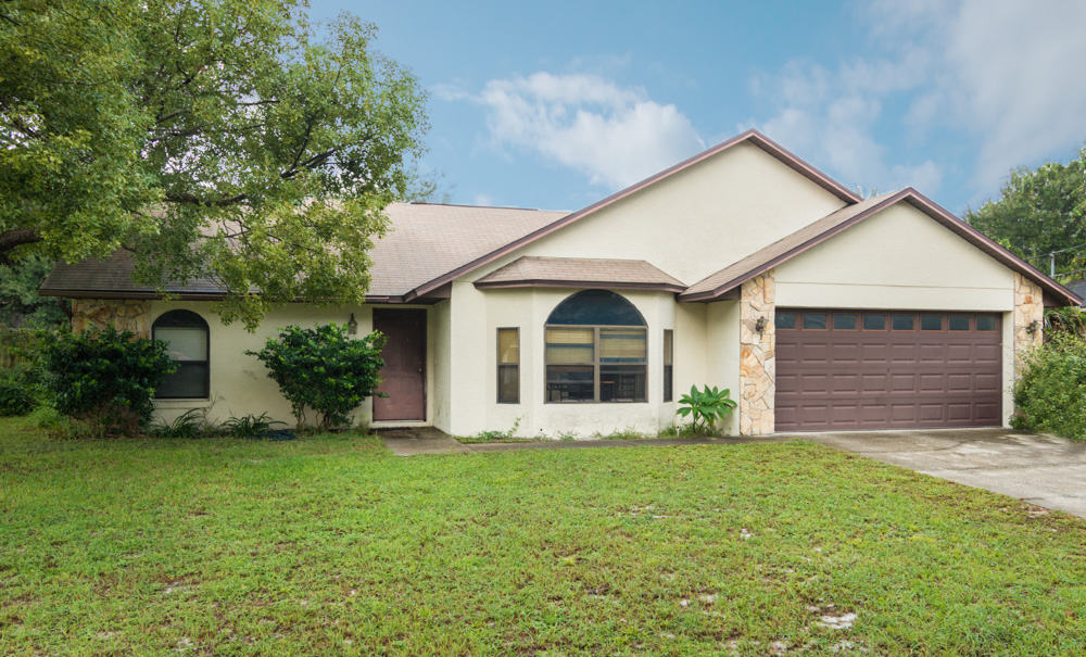 SOLD – 6370 Irving Road Cocoa, FL 32927 – $85,000
