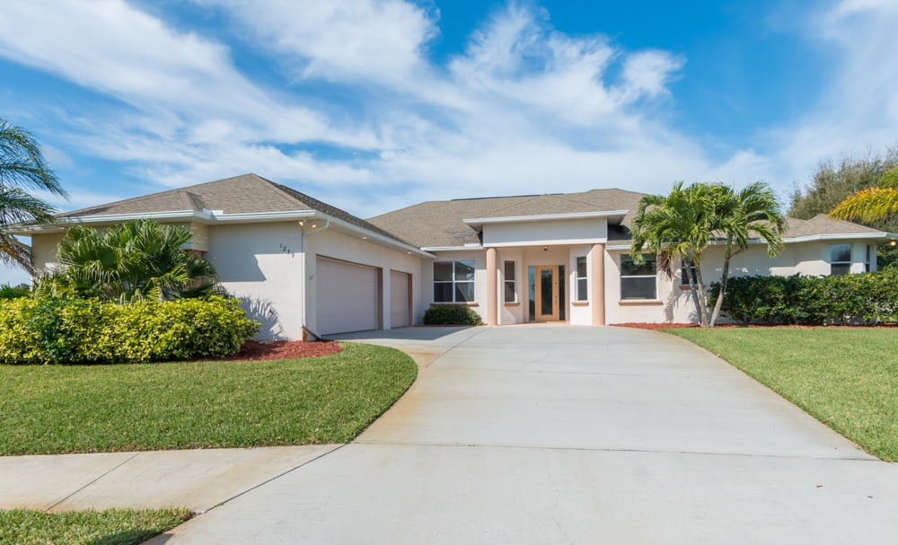 SOLD – 1239 Guy Island Drive, Merritt Island, FL 32952 – $350,000