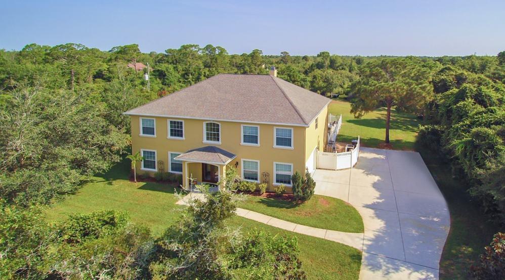 SOLD – 3760 Fox Lake Road, Titusville, FL 32796 – $417,500