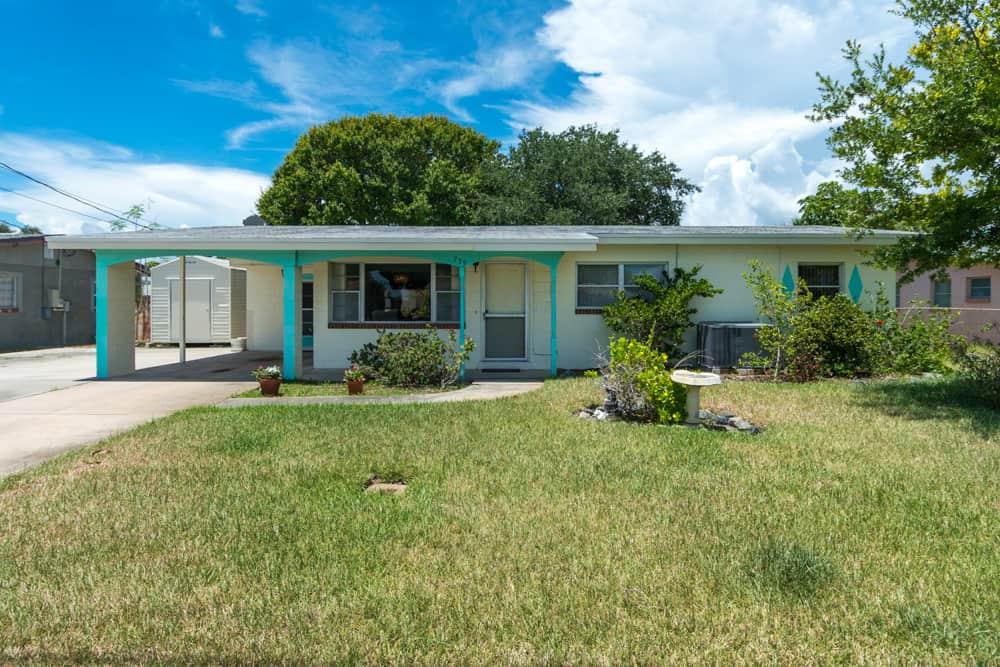SOLD – 735 Jacaranda Street, Merritt Island, FL 32952 – $219,450