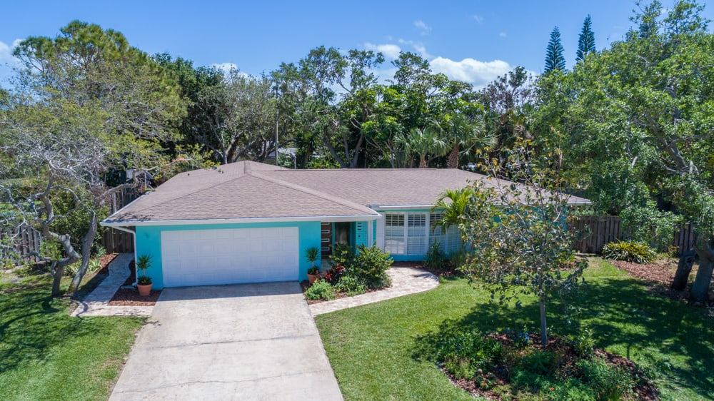 UNDER CONTRACT – 4 Oliphant Circle, Indialantic, FL 32903 – $379,900
