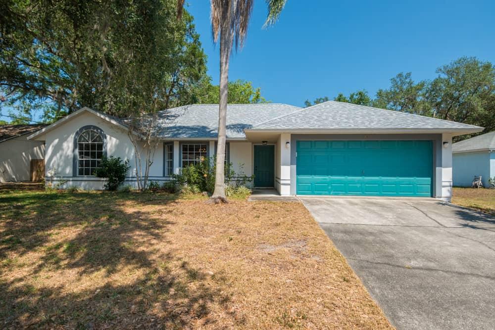 SOLD – 7165 Camilo Road, Cocoa, FL 32927 – $155,000