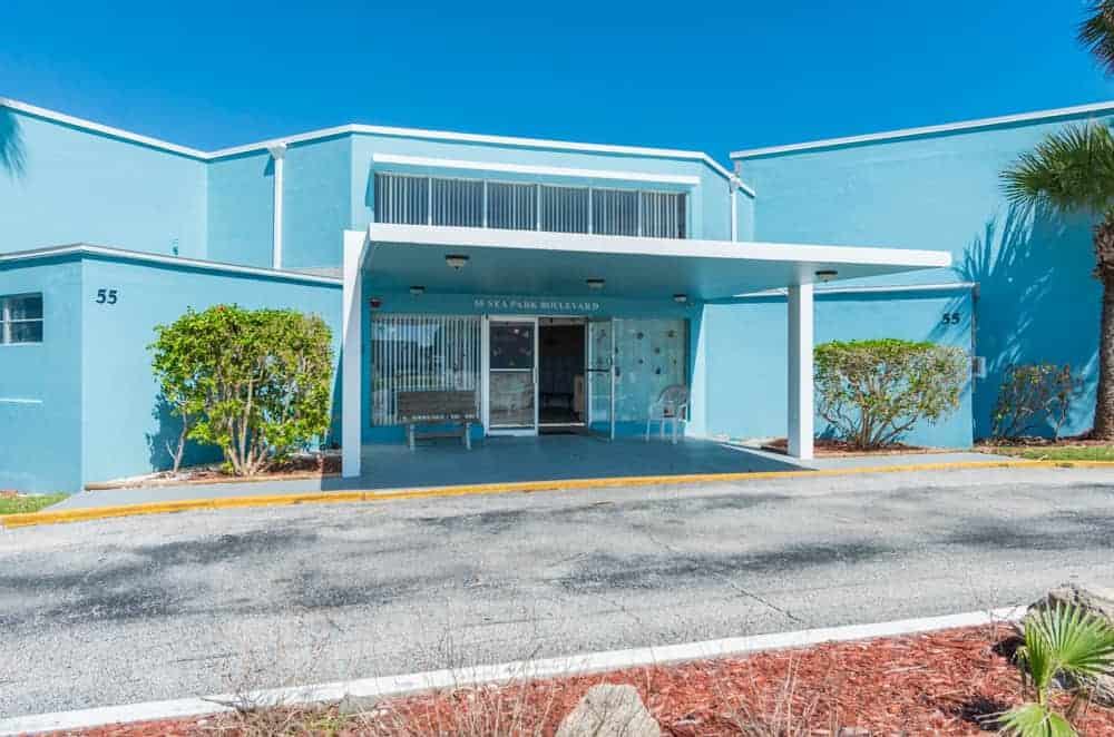 JUST LISTED – 55 Sea Park Blvd. #103 Satellite Beach, FL 32937 – $114,900