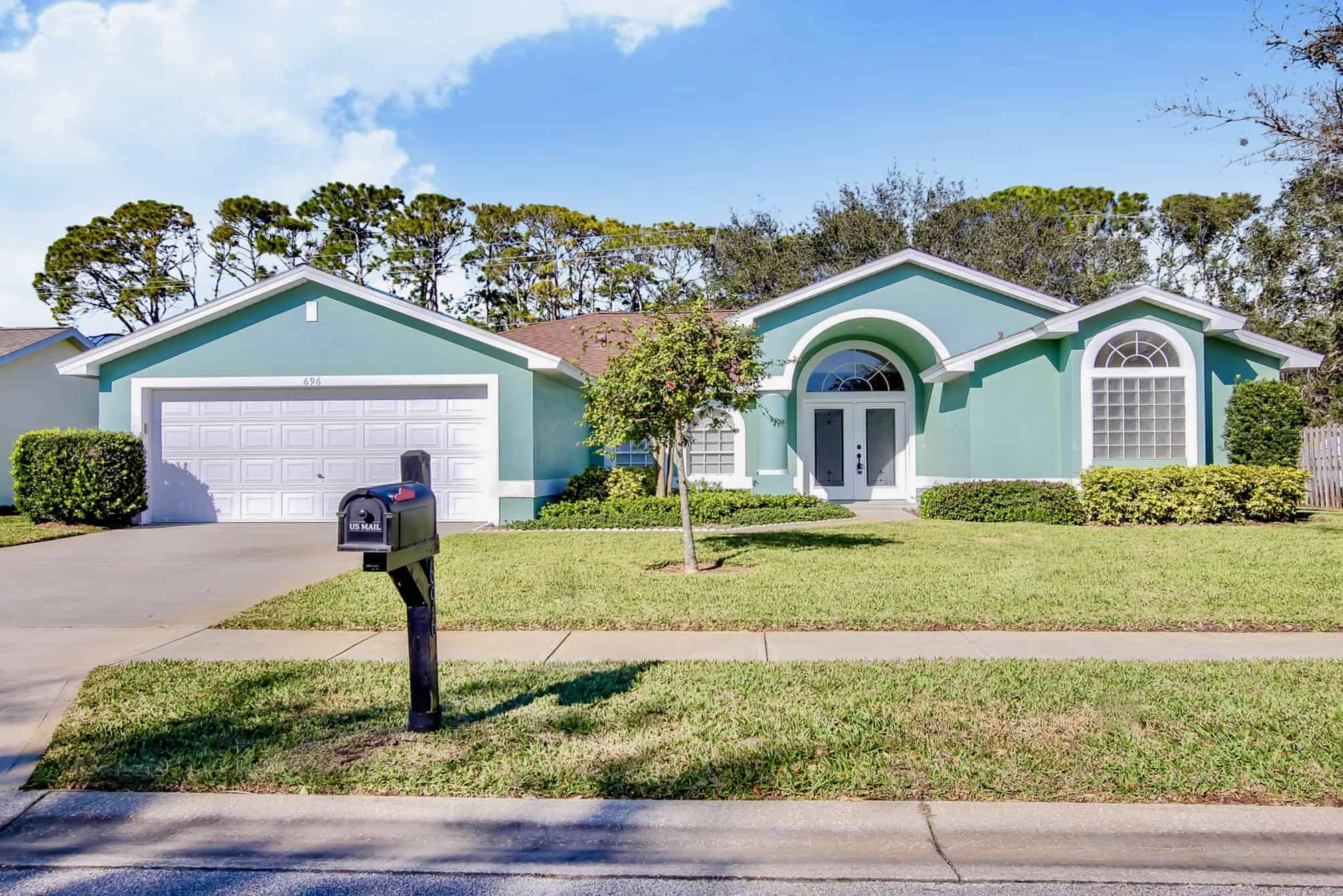JUST LISTED – 696 Sheridan Woods Drive, West Melbourne, FL 32904 – $265,000
